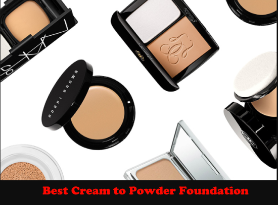 The Best Cream to Powder Foundation 2020