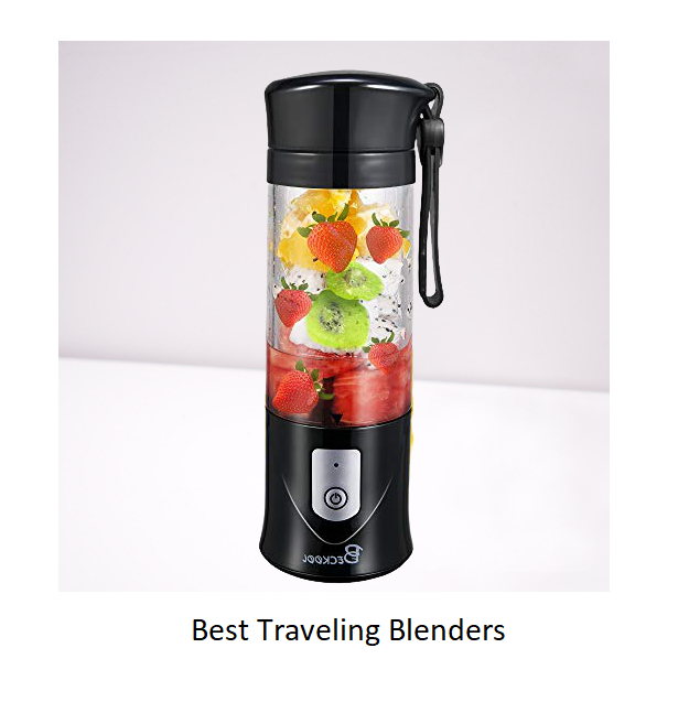 The Best Traveling Blenders Of 2020 Reviews