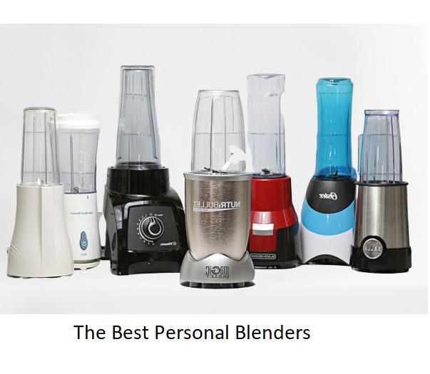 The Best Personal Blenders