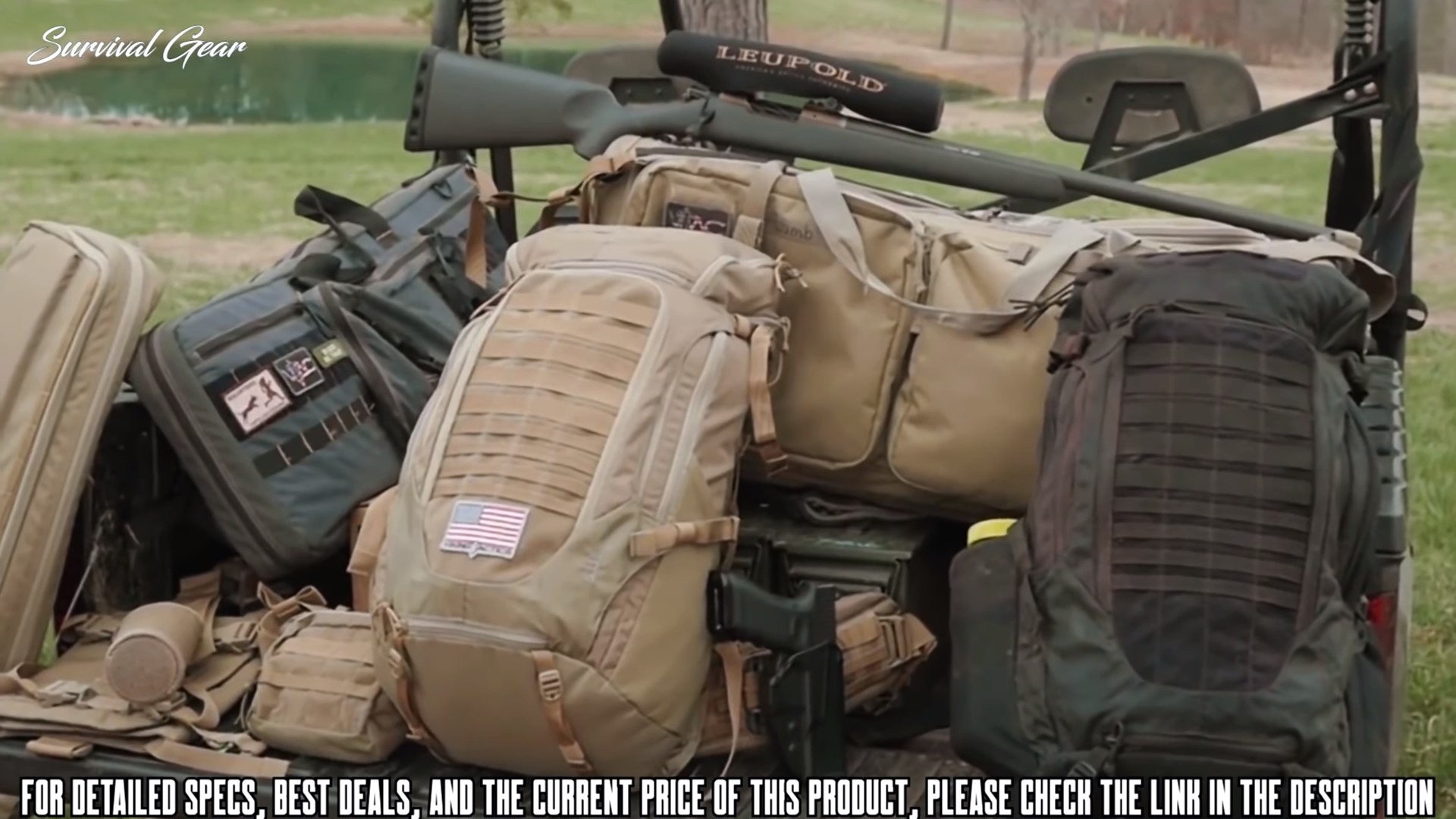 The Best Tactical Backpack in 2020