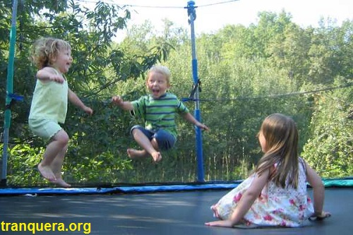 10 Trampoline tricks to impress your friends