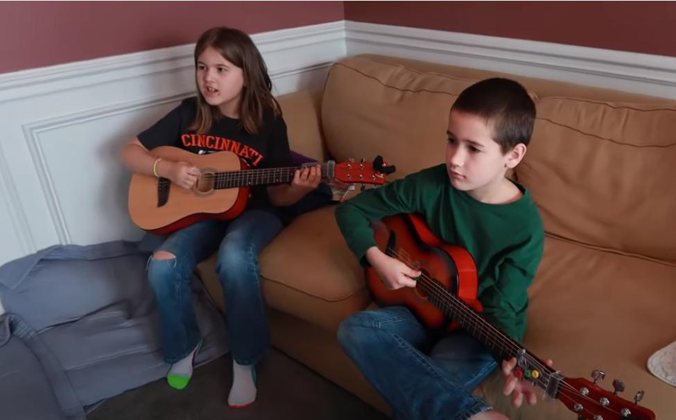 How do You Teach a Child to Play Guitar?